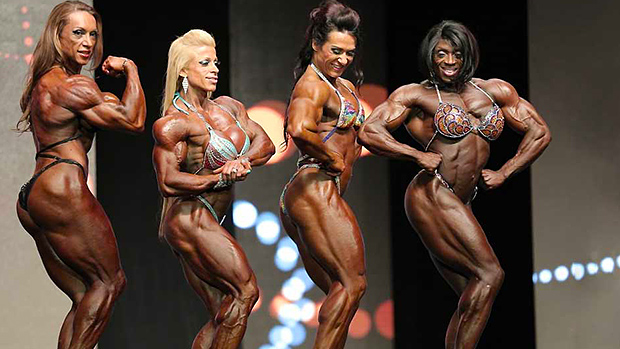 Women and bodybuilding
