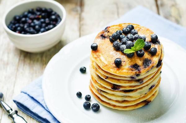 Pancake protéines vegetales