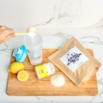 When to take a protein shake?