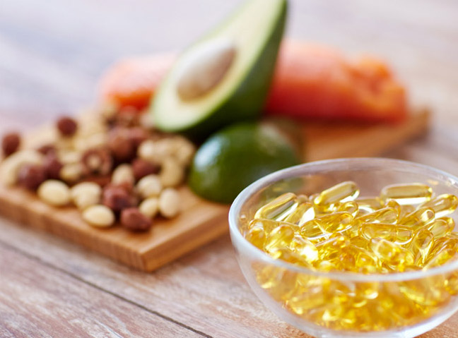 Where to find omega 3 in the diet?